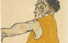 Egon Schiele Retrospective @ Guggenheim Museum (Bilbao)   Ozarts Etc