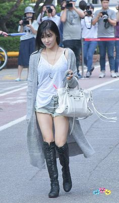 Fany's outfit is ❤️