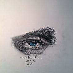 Eyes art by me