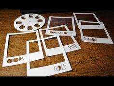 ▶ Silhouette Cameo - Polaroid & Viewfinder Wheel - YouTube
