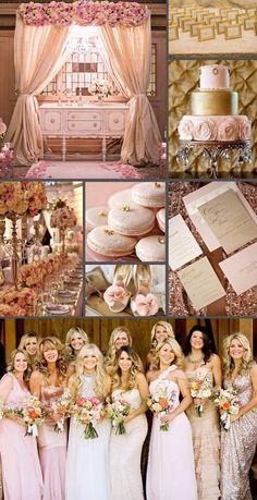Goedemorgen! Geniet van dit mooie bruiloft tafereeltje <3 Fijne dag allemaal!