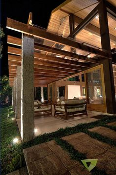 Pergola Attached To House Plans Info: 7798496798 Pergola Attached To House, Pergola With Roof, Cheap Pergola, Pergola Shade, Patio Roof, Pergola Patio, Pergola Plans, Pergola Ideas, Backyard Ideas