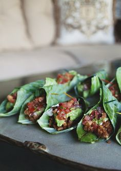 Raw Tacos #raw #vegan