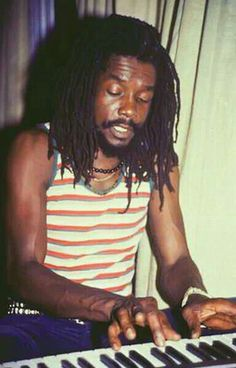 The very talented Peter Tosh.