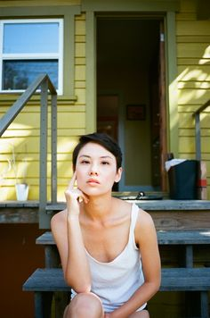 nervousfingers: Courtney McCullough Photo by Emily Knecht, Los...