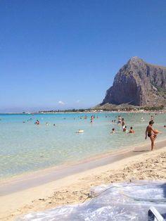 San Vito Lo Capo, Palermo, Sicily  My father's mother's family, the DeSimone's are from here.