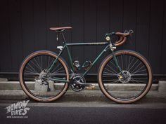 """RATROAD """"the GREASER"""" / SURLY STRAGGLER – RAMON BIKES"""