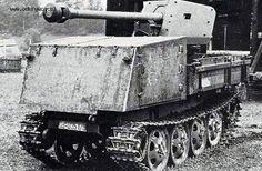 7,5 cm Pa.K. 40/4 auf Raupenschlepper Ost (RSO) | par Panzer DB