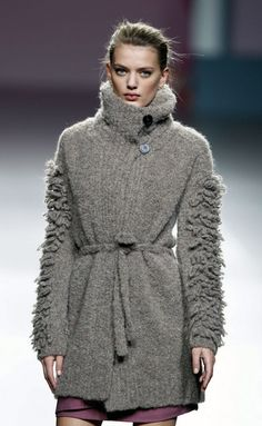 Madrid Fashion Week | Sita Murt  F/W '13