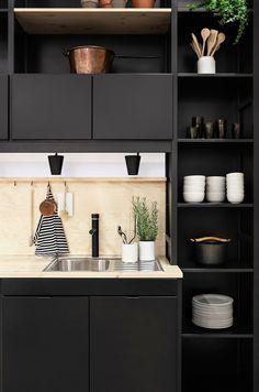 Ideal kitchen, Scandinavian kitchen - FrenchyFancy