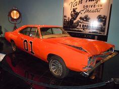 Dukes of Hazzard General Lee stunt car