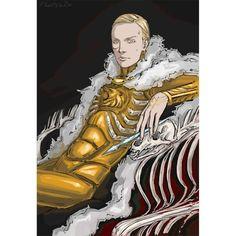 "Jackal (""Red Rising"" by Pierce Brown @piercebrownofficial) #Red_Rising #Jackal #Adrius #Adrius_au_Augustus #Gold #Peerless_Scarred #Aureate #guys #bones #skull #furs #armour #armor #books #novels #Pierce_Brown #Golden_Son #Morning_Star #art #fanart #illustration #digital #Wacom #PhantomRin"