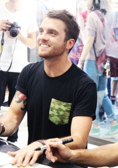 just... words have escaped me... But rian dawson