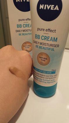 Nivea Pure Effect BB Cream Daily Moisturiser
