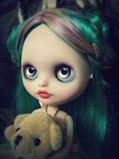 OOAK Unique Custom Blythe Doll : Kukki for Adoption on Etsy, $710.38 CAD