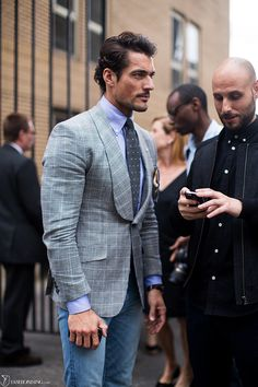 Street style round-up from London men's: day 2