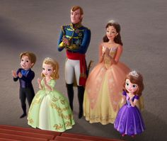 Elena and the Secret of Avalor Little Disney Princess, Princess Sofia The First, Princess Rapunzel, Sofia The First Cartoon, Sofia The First Characters, Tangled Party, Tinkerbell Party, Princess Charm School, Cartoon Caracters