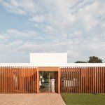 Built by Josep Camps & Olga Felip in Barcelona, Spain with date Images by Pedro Pegenaute. SIFERA House is based on the concept of pre-design where the project is worked on jointly with the manufacturers fro. Porches, Barcelona, Spain, Camping, Outdoor Decor, Image, Design, Home Decor, Minimalist Home