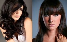 Hair Color (deep, rich color with a tiny touch of copper - Winter)