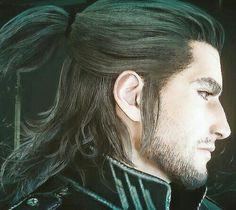 Final Fantasy Xv, Fantasy Series, Fantasy Art, Art Reference Poses, Human Reference, Empire Characters, Black Planet, Drawing Expressions, Gladiolus