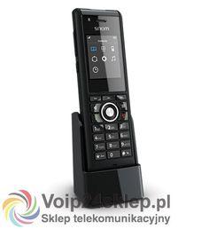 TELEFON BEZPRZEWODOWY VOIP SNOM M85