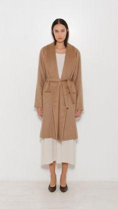 Long Coat W/ Pockets by Ryan Roche