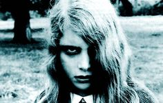 "NIGHT OF THE LIVING DEAD (1968)  Johnny: ""They're coming to get you, Barbara, there's one of them now!""   The first and arguably the best of George A Romero's zombie horror thrillers. A young woman visiting her father's grave is attacked by a shambling, undead corpse and eventually finds sanctuary - for a while anyway - in the cellar of a farmhouse as an army of zombies relentlessly clambers to get in."