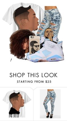 """""""DRAKE"""" by carlace ❤ liked on Polyvore featuring Retrò and Casetify"""