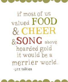 Tolkien wisdom