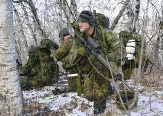 Canadian Patrol Concentration 2014 #StrongProudReady