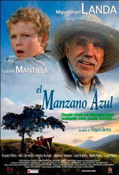 EL MANZANO AZUL, de Olegario Barrera (2012)