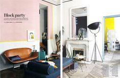 parisian chic interiors   50's Style Parisian Apartment   Trendland: Design Blog & Trend ...