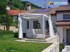 """""""The sun always shines above the clouds."""" #marquees #verandas #carports"""
