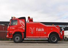 VOLVO .330. FMX - BSM Wreckers для *FALCK *