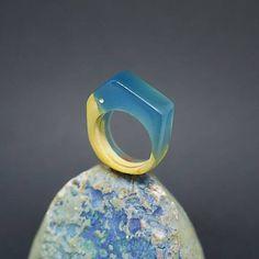 ForestDreamer / Drevený prsteň: Z jazera Wooden Rings, Wood Rings