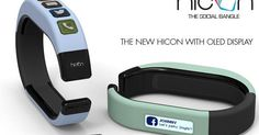 Collection of 'Smart Wristbands' from all over the world for you.