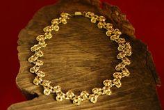 Collar dorado Medieval