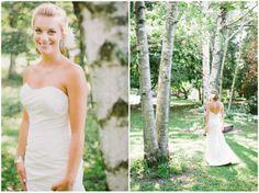 Rustic Blue Wedding in Ontario By Andrew Mark PhotographyBridal Musings Wedding Blog
