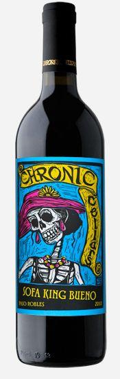 Sofa King Bueno by Chronic Cellars Wine Possibility?