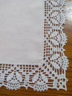 Crochet Lace Edging, Crochet Art, Crochet Stitches, Crochet Patterns, Eid Cards, Crochet Tablecloth, Chrochet, Diy Gifts, Diy And Crafts