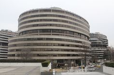 Watergate Complex was the site of the infamous incident in 1972 that brought down the Nixon administration.