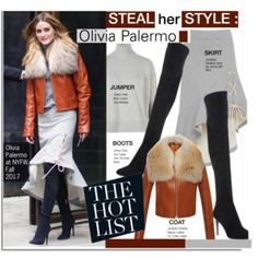 Steal Her Style- Olivia Palermo at NYFW Fall 2017