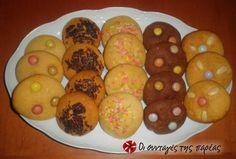 Μπισκότα με ζαχαρούχο γάλα #sintagespareas