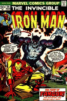 Iron Man #56.  #IronMan  Auction your comics on http://www.comicbazaar.co.uk