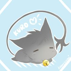 Kuro by DoctorHeart