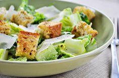 Salade Caesar : recette facile pour étudiant fauché et/ou flemmard