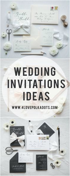 If you are looking for something unique and beautiful for your wedding, we have for you new designs of calligraphy invitations which will, for sure, impress your guests. Elegant and romantic invites with silk ribbons in delicate colour schemes. Totally handmade, fully assembled and customizable #wedding