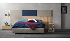 SOMMIER Bed by Dall'Agnese design Imago Design, Massimo Rosa