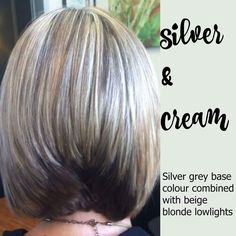 Hair Color And Cut, Haircut And Color, Hair Highlights And Lowlights, Silver Highlights, Platinum Highlights, Chunky Highlights, Caramel Highlights, Color Highlights, Covering Gray Hair