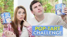 Rosanna Pansino: Pop-Tart Challenge (ft. Alx James). Enjoy!